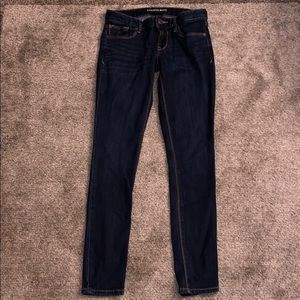 Express jeggings size 4